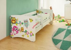 Kinderbett mit Seitenschutz