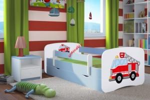 Kinderbett mit Gelände Ourbaby